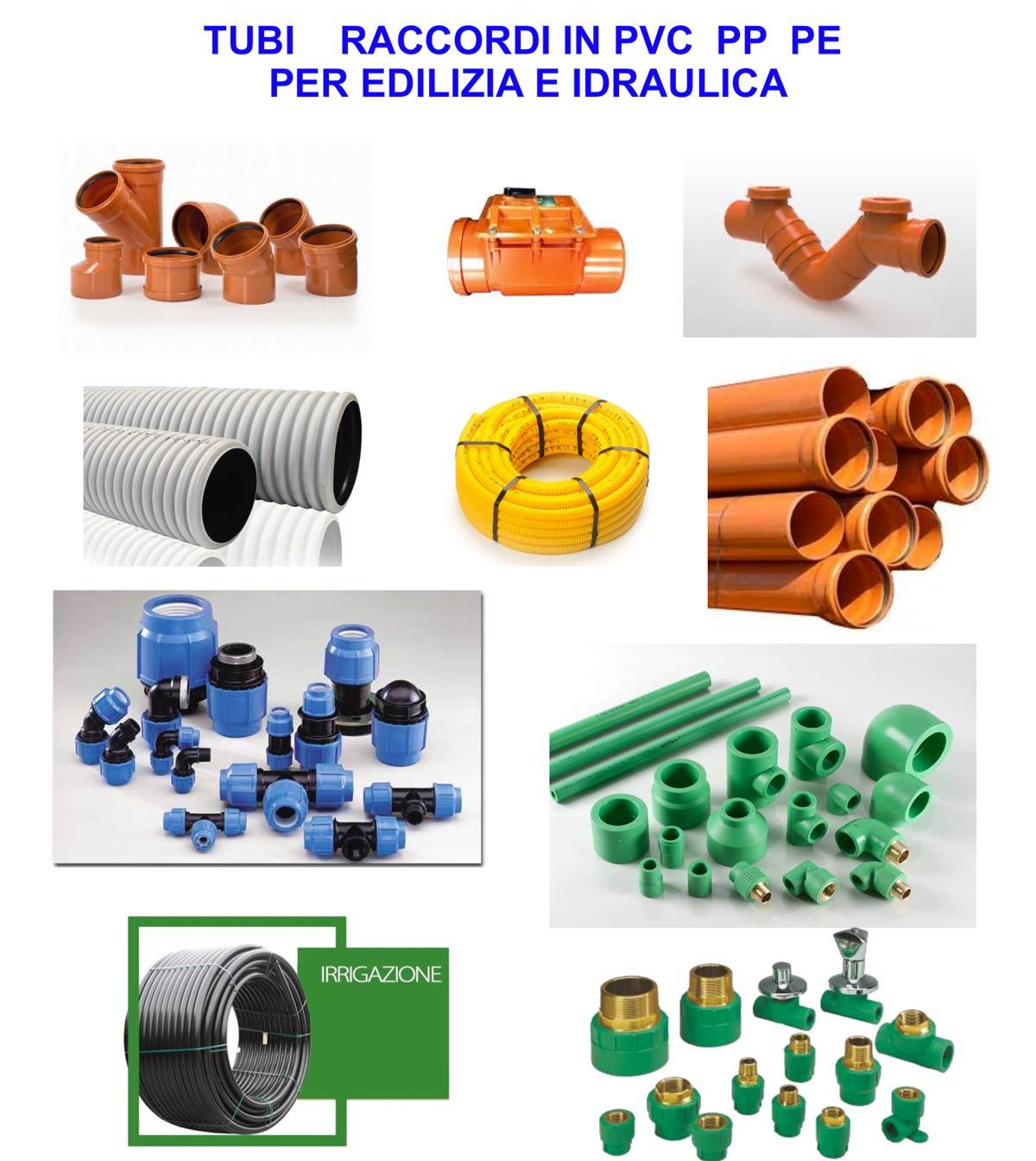 Pesaresi | Tubi valvole e raccordi per edilizia e idraulica